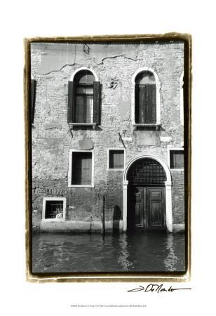 The Doors of Venice VI-Laura Denardo-Art Print