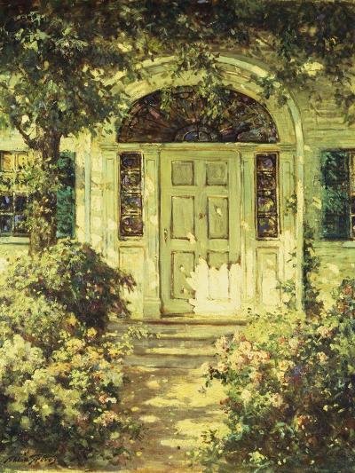The Doorway-Abbott Fuller Graves-Giclee Print