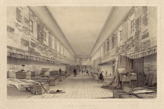 The Dormitory, Westminster School--Giclee Print