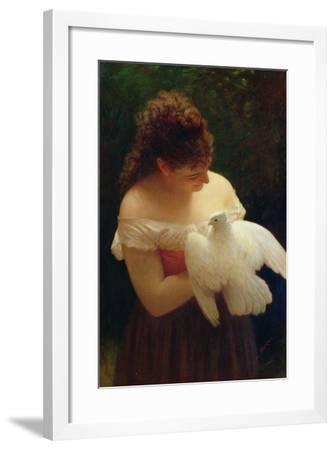 The Dove-John Nash-Framed Giclee Print