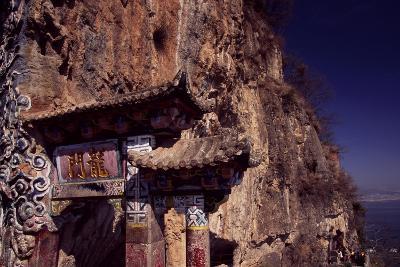 The Dragon Gate Near Kunming, Yunnan, China--Giclee Print