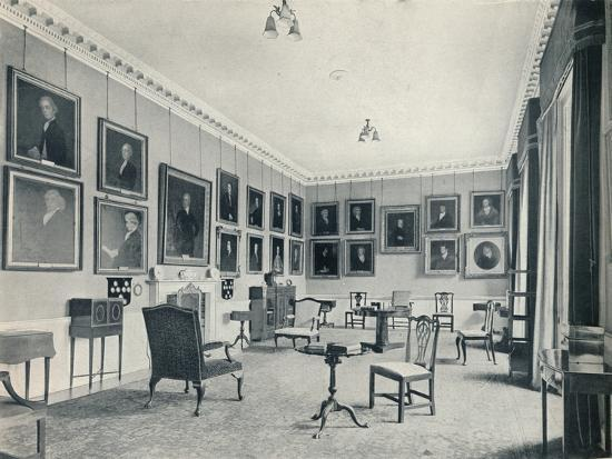 'The Drawing-Room', 1926-Unknown-Photographic Print