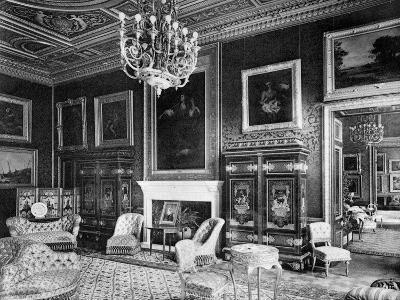 The Drawing-Room, Grosvenor House, 1908--Giclee Print