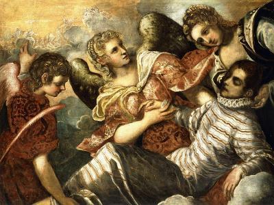 The Dream of Allesandro Farnese-Jacopo Robusti Tintoretto-Giclee Print