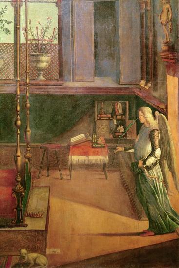 The Dream of Saint Ursula, 1495-Vittore Carpaccio-Giclee Print