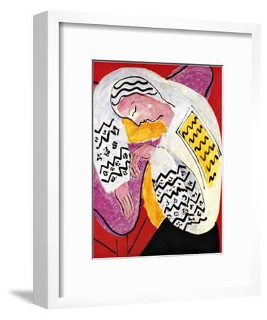 The Dream-Henri Matisse-Framed Giclee Print