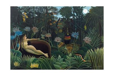 The Dream-Henri Rousseau-Giclee Print
