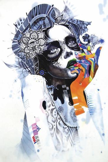 The Dream-Minjae-Giclee Print
