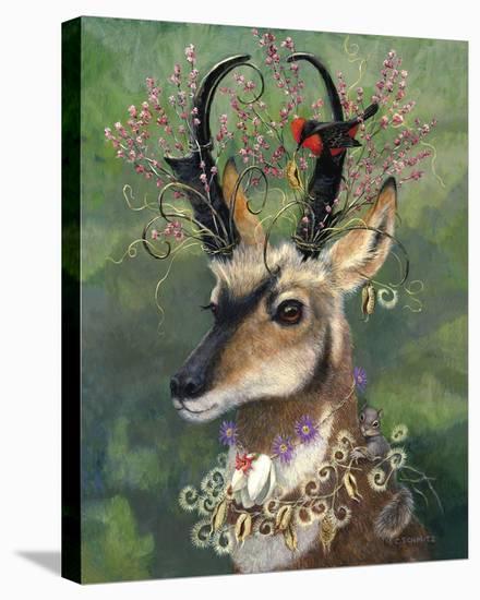 The Dressers-Carolyn Schmitz-Stretched Canvas Print