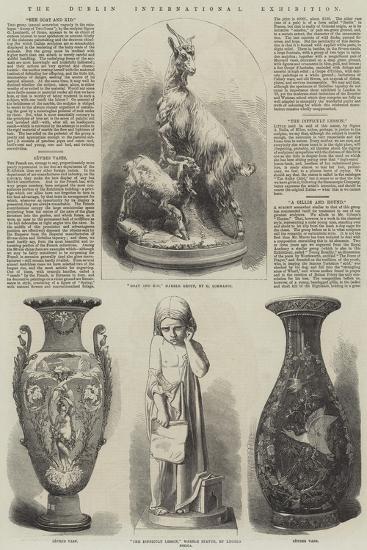 The Dublin International Exhibition--Giclee Print