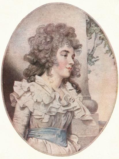 The Duchess of Devonshire, (1904)-Unknown-Giclee Print