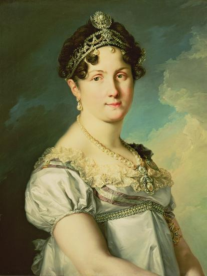 The Duchess of San Carlos-Vicente Lopez y Portana-Giclee Print