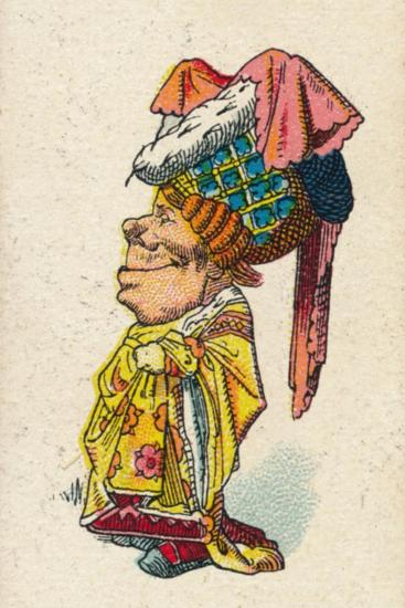 The Duchess Smiling, 1930-John Tenniel-Giclee Print