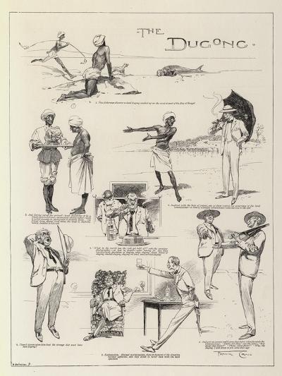The Dugong-Frank Craig-Giclee Print