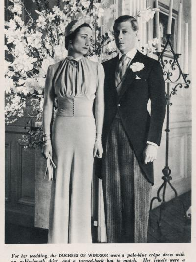 The Duke and Duchess of Windsor--Photographic Print