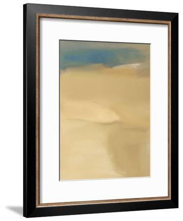 The Dunes-Nancy Ortenstone-Framed Art Print