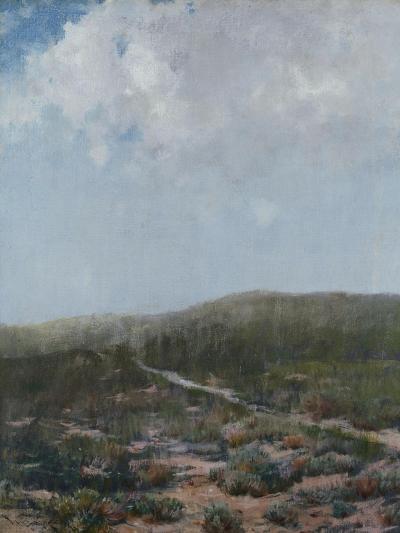 The Dunes-William Merritt Chase-Giclee Print
