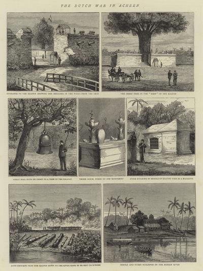 The Dutch War in Acheen--Giclee Print