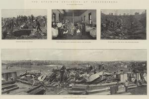 The Dynamite Explosion at Johannesburg