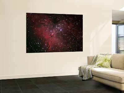 The Eagle Nebula--Giant Art Print