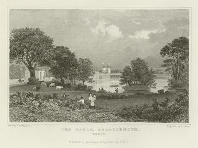 The Eagle, Snaresbrook, Essex-Thomas Mann Baynes-Giclee Print