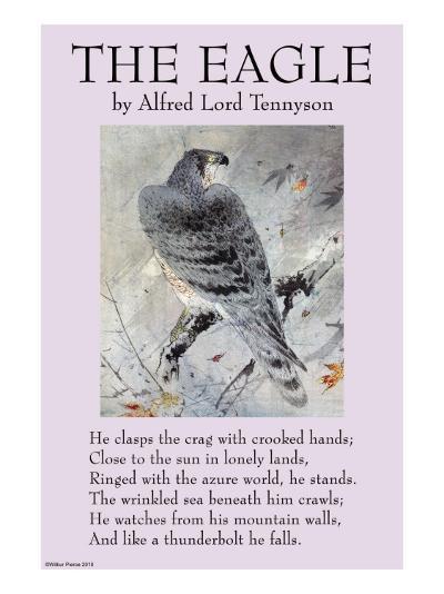 The Eagle--Art Print