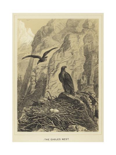 The Eagles Nest--Giclee Print