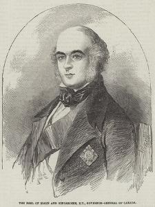 The Earl of Elgin and Kincardine, Kt, Governor-General of Canada