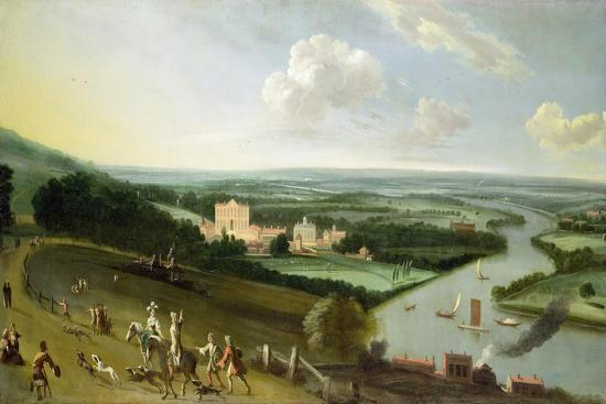 The Earl of Rochester's House, New Park, Richmond, Surrey, C.1700-05--Giclee Print