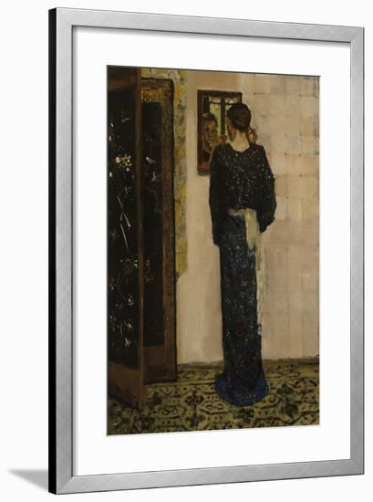 The Earring, 1893-George Hendrik Breitner-Framed Giclee Print