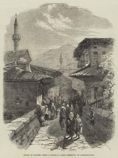 The Earthquake at Constantinople-James Robertson-Giclee Print