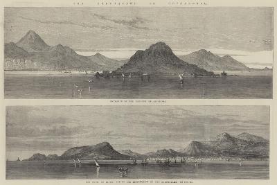 The Earthquake in Cephalonia--Giclee Print