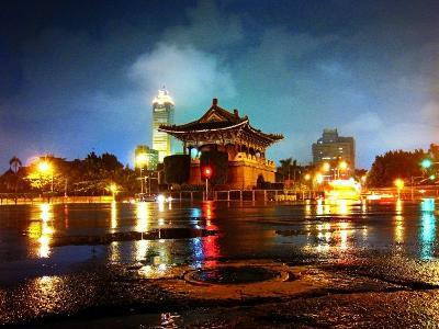 The East Gate in Taipei--Photographic Print