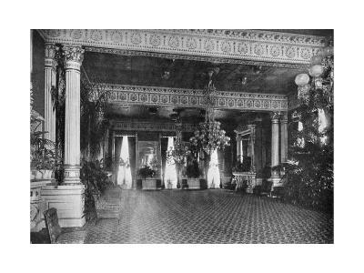 The East Room at the White House, Washington DC, USA, 1908--Giclee Print