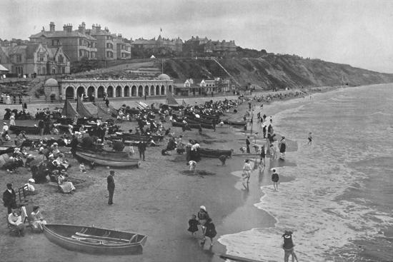 'The East Sands', c1910-Unknown-Photographic Print