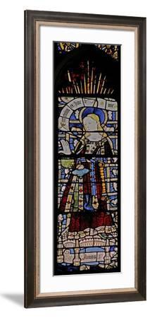 The East Window--Framed Giclee Print