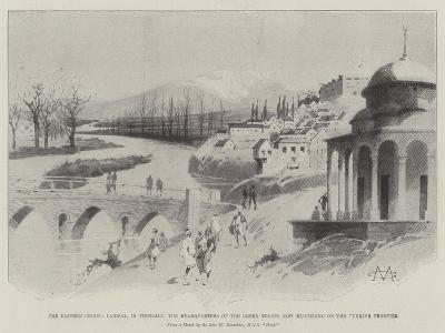 The Eastern Crisis-Charles Auguste Loye-Giclee Print