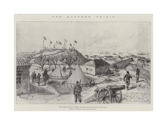 The Eastern Crisis-Melton Prior-Giclee Print
