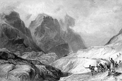 The Eastern Pass of Glencoe