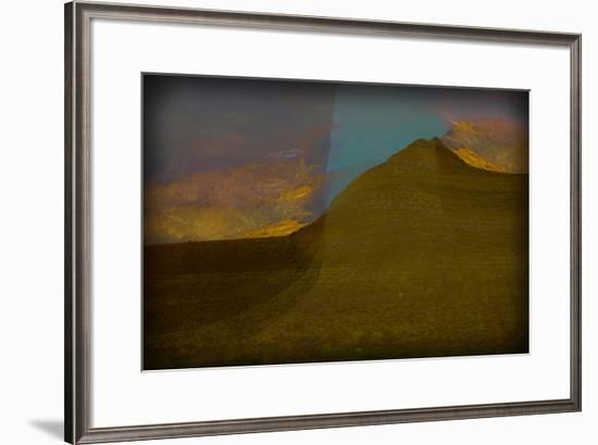 The Echoing Hills-Valda Bailey-Framed Photographic Print