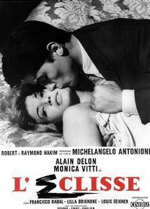 The Eclipse, 1962 (L' Eclisse)
