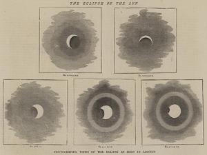 The Eclipse of the Sun