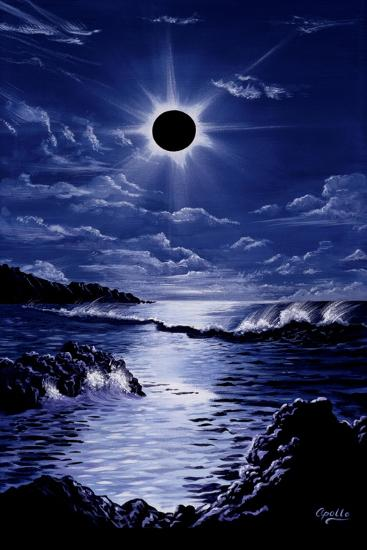 The Eclipse-Apollo-Giclee Print