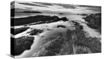 The Edge of the Earth-Eric Wood-Stretched Canvas Print