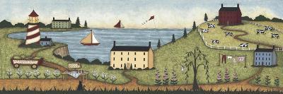 The Edge of Town-Robin Betterley-Giclee Print