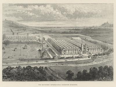 The Edinburgh International Exhibition Buildings--Giclee Print