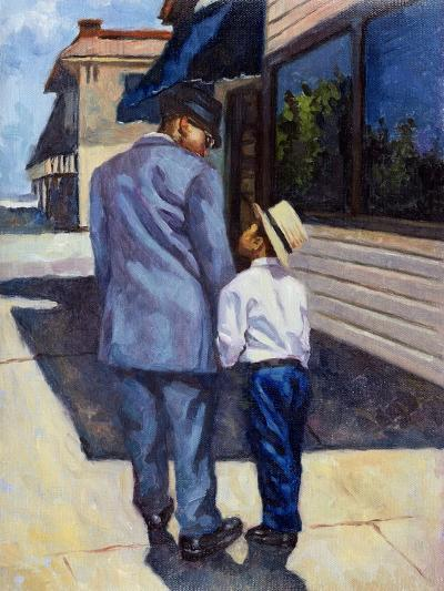 The Education of a King, 2001-Colin Bootman-Giclee Print