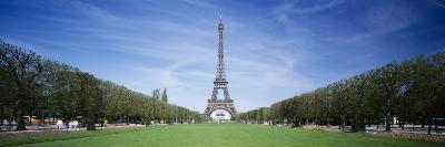 The Eiffel Tower Paris France--Photographic Print