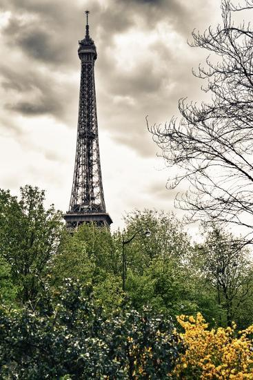 The Eiffel Tower - Paris - France-Philippe Hugonnard-Photographic Print