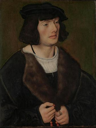 Portrait of a Man with a Rosary, c.1508